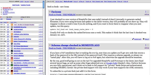 Скачать Скрипт RSS и Atom агрегатор